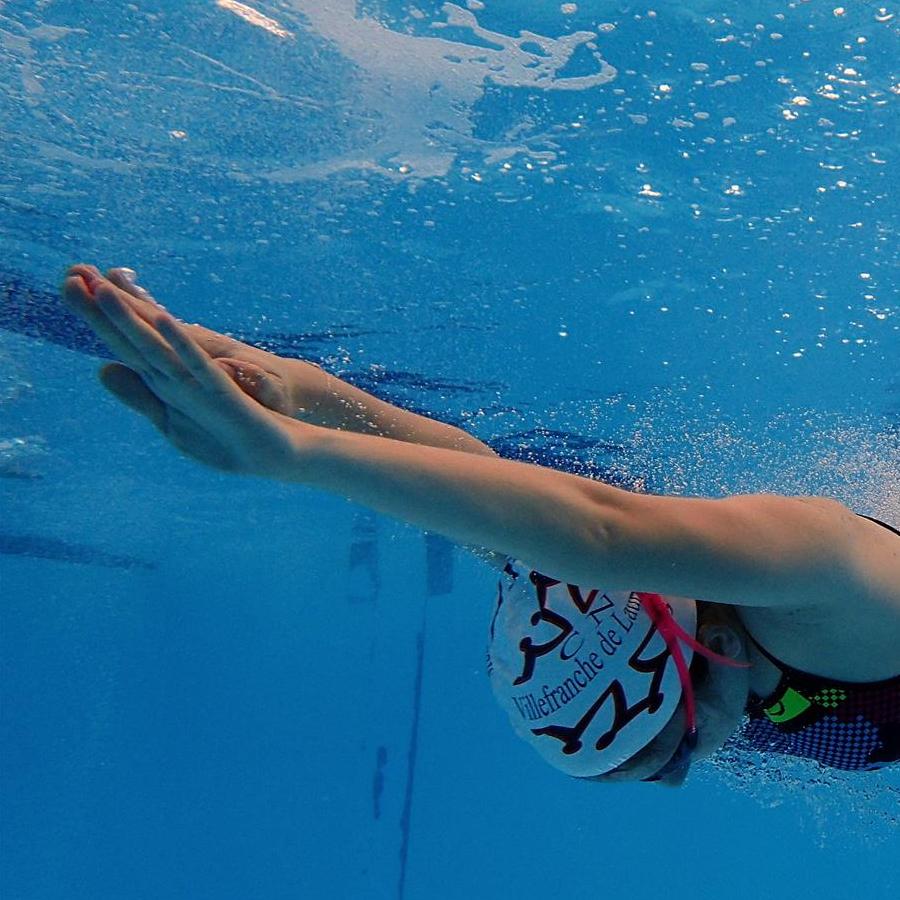 natation sportive à villefranche de lauragais, haute garonne